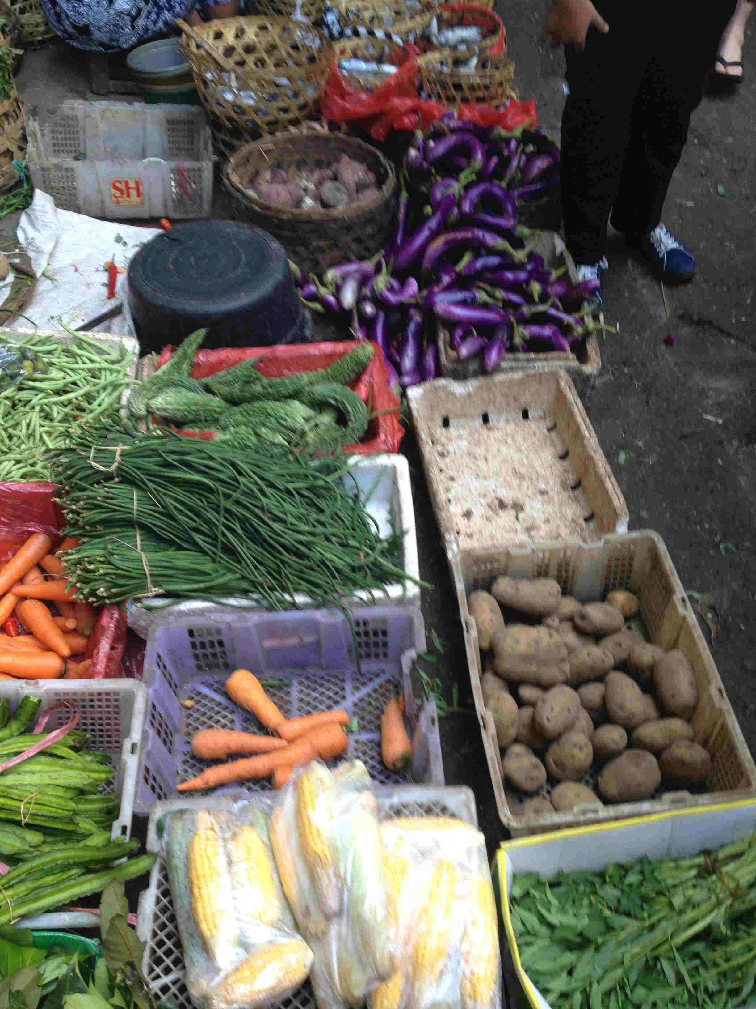 veggies-at-market
