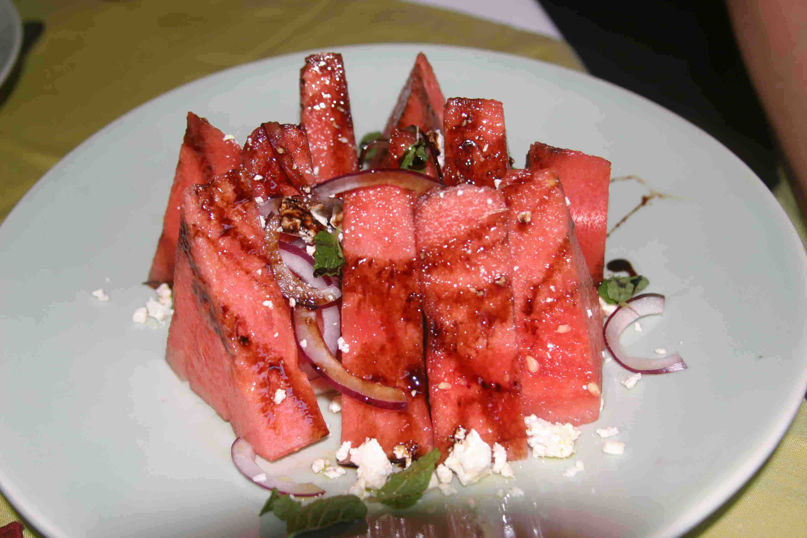 watermelon-dish