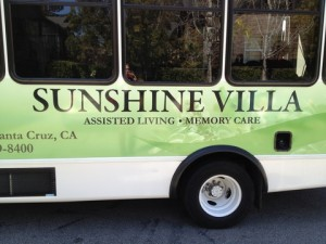 Sunshine Villa Bus