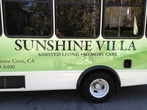 Sunshine Villa Bus