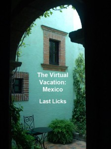 The Virtual Vacation Mexico: Last Licks