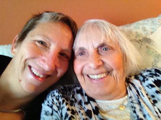 Laura & Mom
