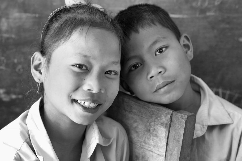 Writing Retreat Vietnam Children