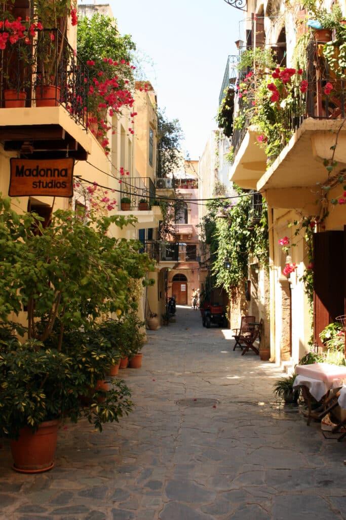 Chania Streets-11