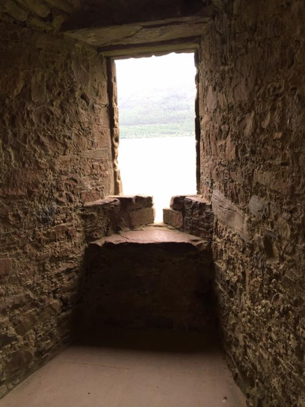 uruquart-castle-window
