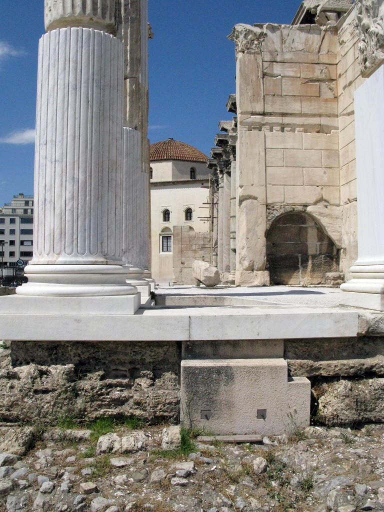 Athen in Ruins-1