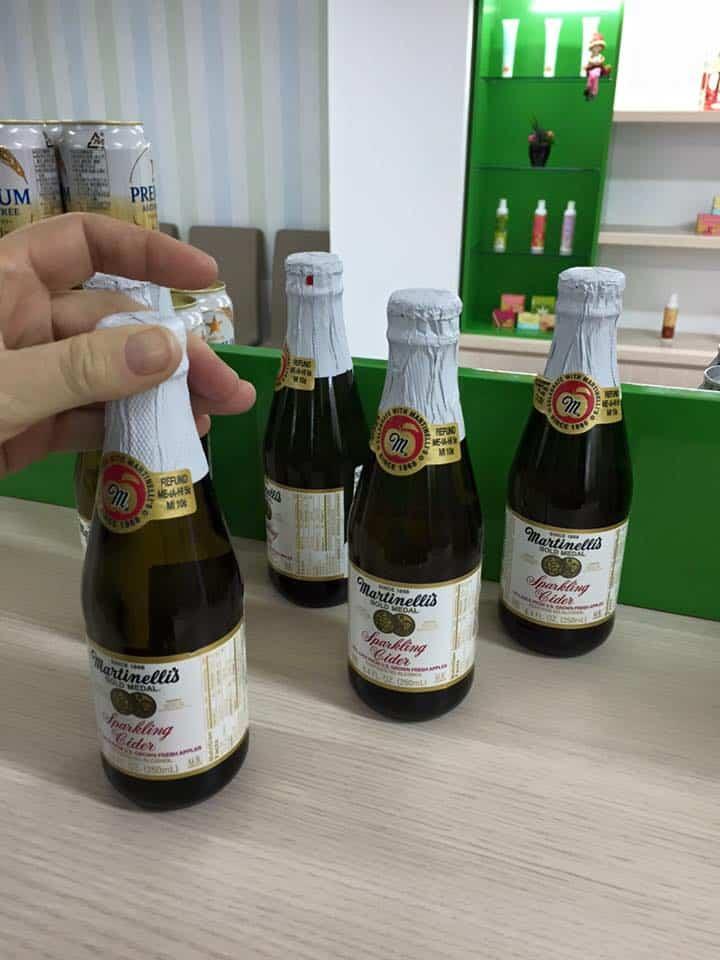 sparkling-cider