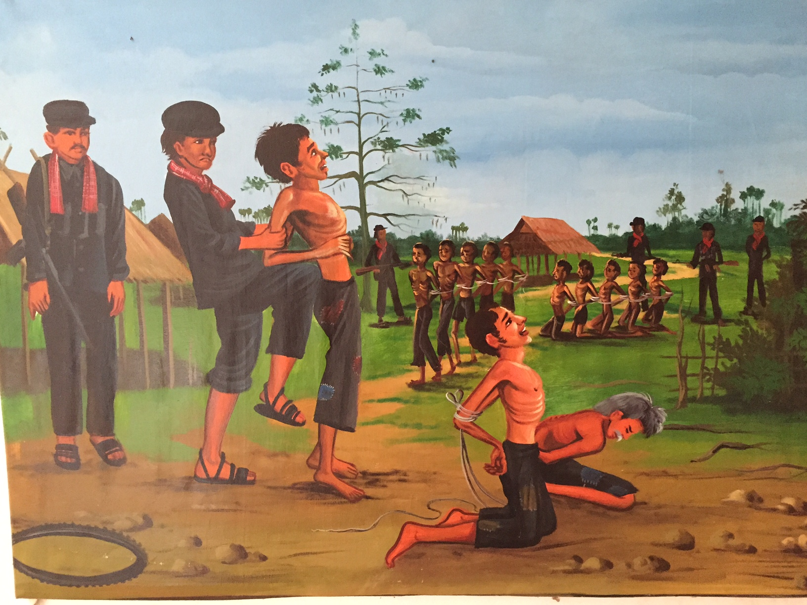 Story Of Kid During The Khmer Rouge