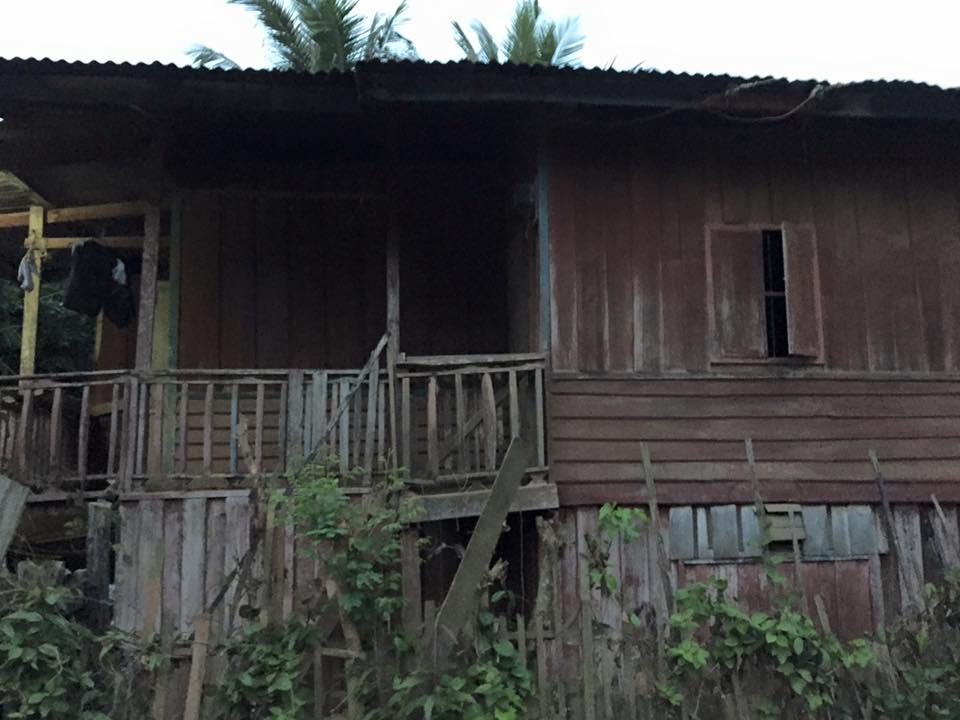 A typical dwelling