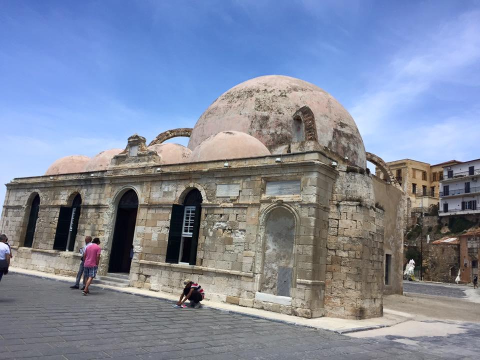 laura-davis-greece-chania-ancient-mosque