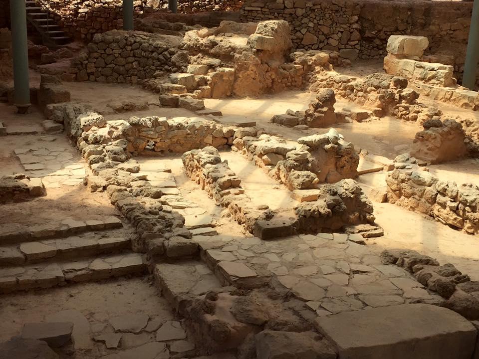laura-davis-greece-chania-town-excavation