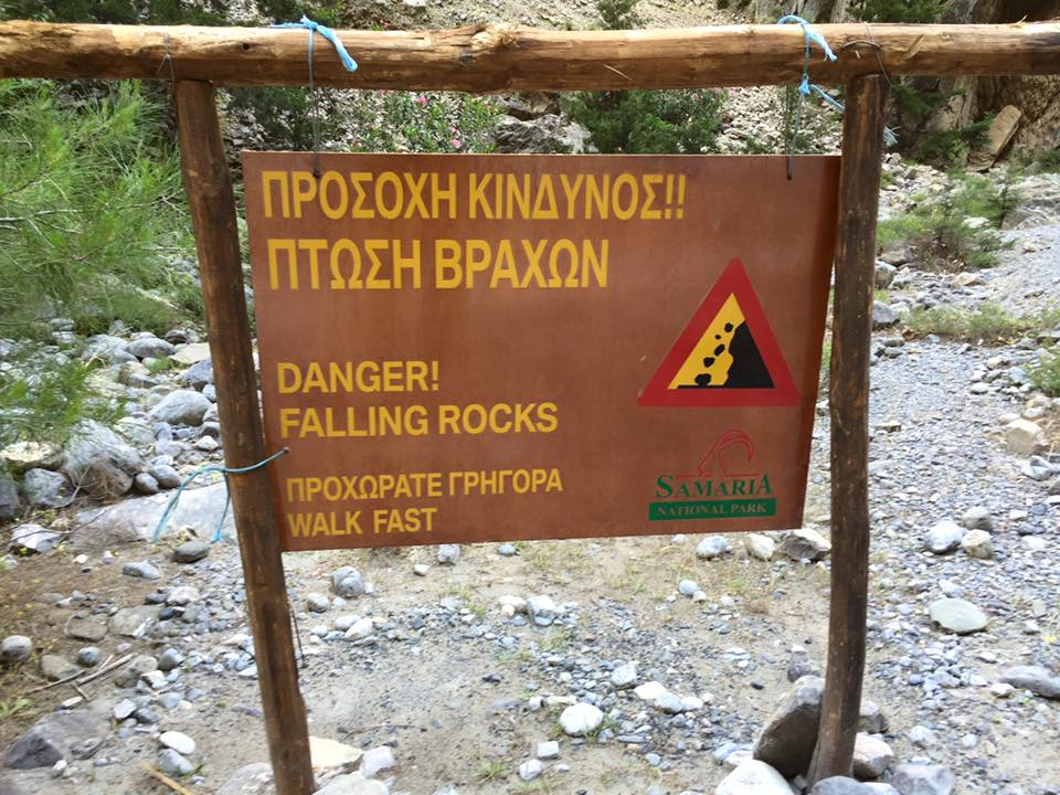 laura-davis-greece-samaria-gorge-danger-falling-rocks-sign