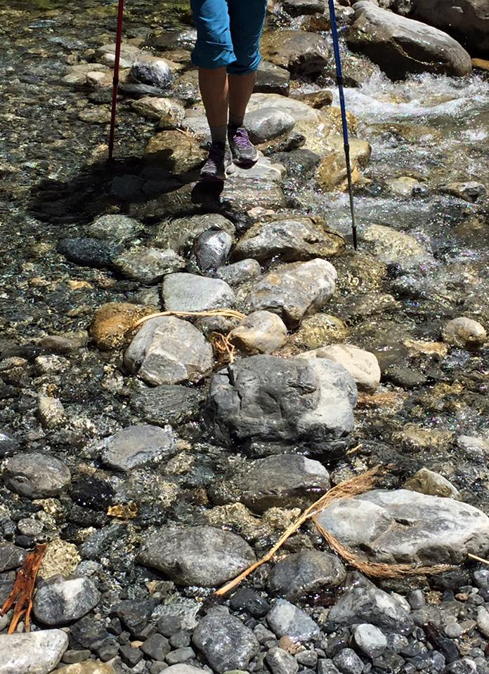 laura-davis-greece-samaria-gorge-river-crossing-closeup