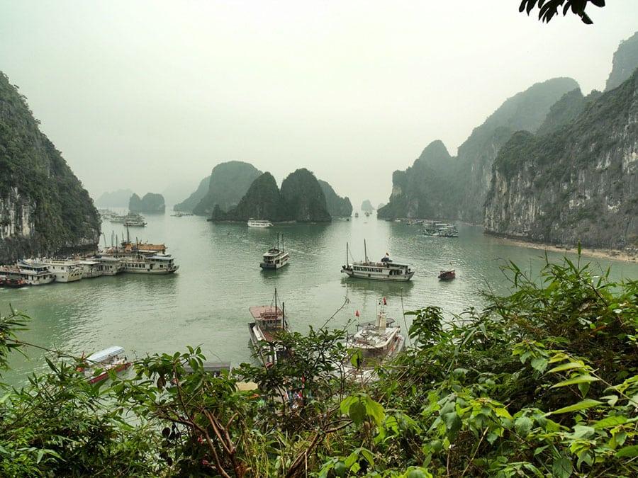 writing-retreats-vietnam-halong-bay-pirates-cove-CR