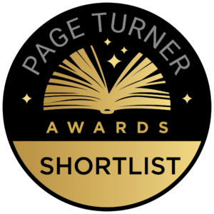 2048x2048 - Page Turner Awards Brand Badge By Kent Wynne (C)